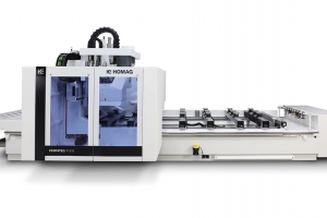 Homag Centateq P-210 drives productivity increase at Stoneham Plc