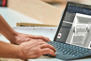 Howard Bros Joinery drives business to new heights with the latest Homag iX 3D CAD/CAM software