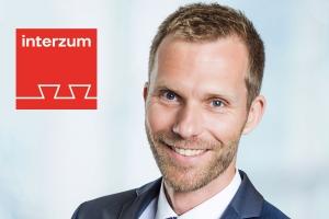 interzum set for purely digital event