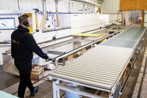Carlick keeps pace with soaring demand using Homag machinery