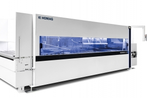 Cut costs and make a great first impression with Homag's automatic packaging technology