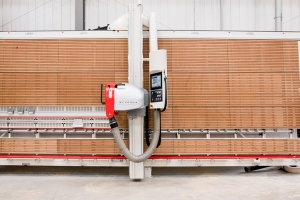 Seamers double-up with Striebig's vertical panel saws