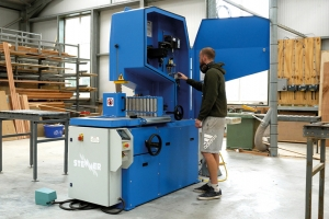 Bairds Windows invest in Stenner ST100R from Daltons Wadkin