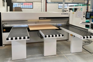 Evigol achieves a tenfold improvement in production rates with Homag machinery