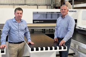 Duncan Reeds select Homag machinery for extended production facilities