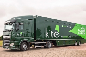 Kite Packaging invests in new mobile packaging laboratory