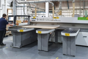 Verco counts on Biesse to deliver on Covid-safe desking contract