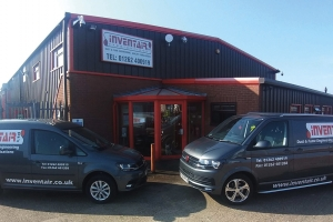 Assured specialist Inventair marks 30 years of extraction expertise