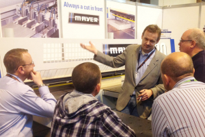 W14 provides dynamic and confident platform for exhibitors visitors