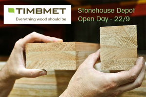 Timbmet open day at Stonehouse depot in September