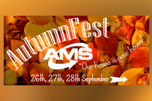 AMS' autumn show: 'Our house, is your house'