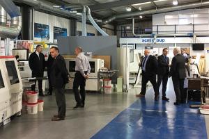 SCM UK's successful open house