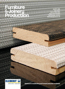 Furniture Production #285 July 2017