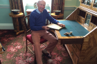 Furniture maker follows in steps of great-great-great grandfather