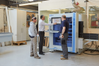 Homag UK provides integrated solutions for James Johnson
