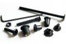 Range of black fasteners now increased