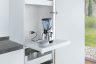 Shelf, the runner for pull-out shelves from Salice