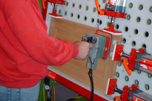 Lamont provides Roundel's clamping solution