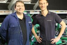 Kuper engineer joins team in Nottingham