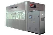 New Makor automatic spray line installed