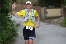 FP's Paul McCleery completes Ultra-Marathon