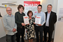 Makita supports national school of furniture