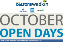 'A' Rated Windows to be manufactured and demonstrated at Daltons Wadkin open days