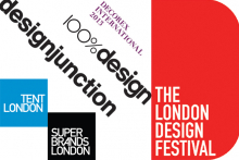 It's September and London becomes the epicentre of the design world