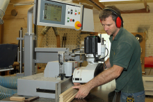 TK Joinery invests in flexible production cell