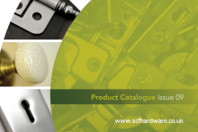 Premier range of fixings and fittings from SCF