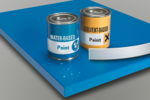 Paintable edgings for all paint types