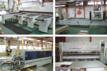Bag a bargain at online auction of modern woodworking machinery