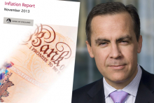 UK recovery takes hold says Bank of England
