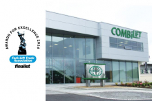 New Combilift products shortlisted for awards