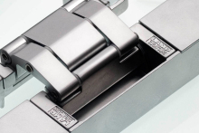 New, smaller, high performance concealed hinges from Sugatsune