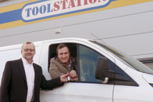 New year, new van – thanks to Toolstation