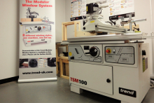Trend industrial tooling success at Tewkesbury