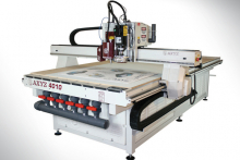 Major upgrades for AXYZ CNC routers