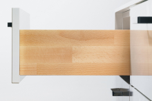 Quadro brings out the best in wooden drawers