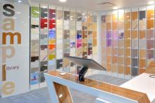 Decorative Panels opens impressive new showroom