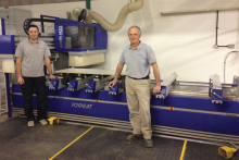 Peter Norris & Son achieves growth with the installation of a Profit CNC H22