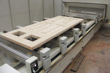 Seventh SCM CNC and edgebander ordered by Solidor