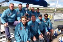 Triumphant Team Waring buoyant after second regatta win