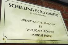 Schelling UK unveils new premises