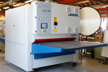 Sanding solutions both large and small from Boere