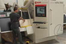 Ridgeway Furniture installs quartet of SCM machines