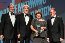 Harrison Spinks triumphs at Made in the UK awards