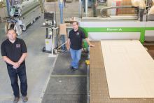 Biesse Rover and Akron solutions offer myriad benefits to ICM