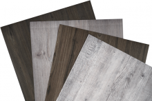 Innovation in design with new woodgrains and unicolours from Decorative Panels Lamination