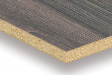 Geaves' latest deep woodgrain-effect panels